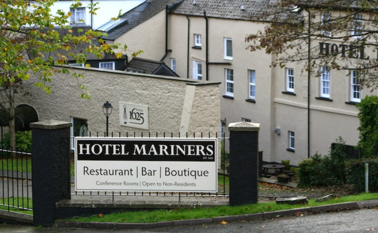 Home - Hotel Mariners Haverfordwest